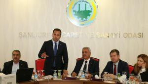 Torbalı ekonomisi Urfa'da tanıtıldı