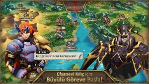 Efsane oyun Langrisser Mobile Türkiye'de