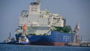 Yeni yüzer doğal gaz terminali Türkiye'de