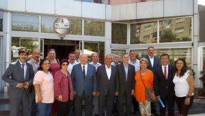 DSP Genel Başkanı İzmir'de önemli açıklamalarda bulundu