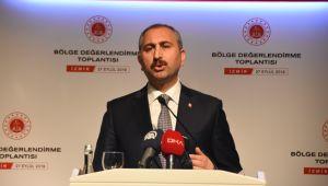 Adalet Bakanı Gül, FETÖ'cüler için net konuştu