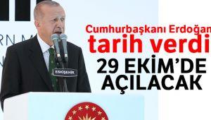 Cumhurbaşkanı Erdoğan Odunpazarı Modern Müze'nin açılışına katıldı