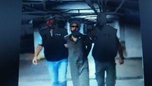 DEAŞ'ın celladı İzmir'de yakalandı