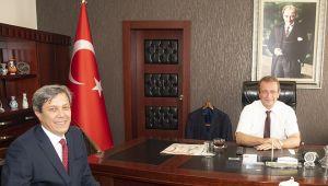 Karşıyaka Nüfus Müdürlüğüne Atanan Ertuğrul Öcek Göreve Başladı
