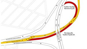 Mürselpaşa Bulvarı'ndaki trafik akışı değişiyor