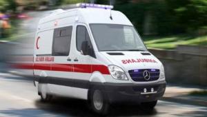Trafikte darp edildiği iddia edilen sürücü hastane yolunda öldü
