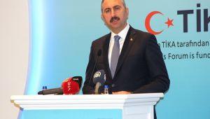 Adalet Bakanı Gül'den Halk Bankası Açıklaması