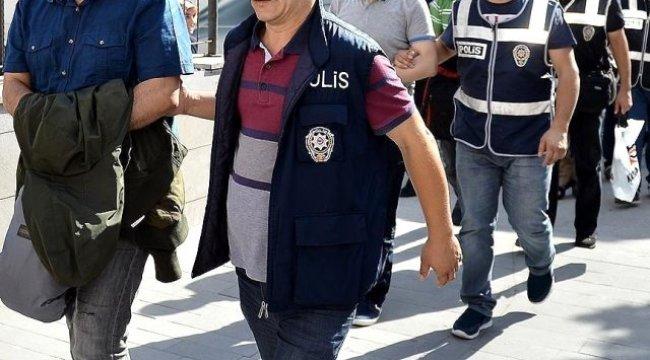 Aktif görevde olan 5 polisin de aralarında bulunduğu 51 kişiye FETÖ'den gözaltı kararı
