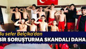 Belçika'da asker selamı veren Türk kulübüne soruşturma