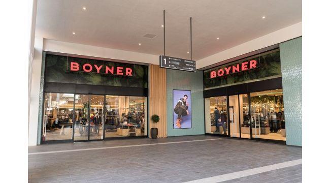 Boyner'den İzmir'e yeni mağaza