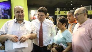 Görme engellilere özel Nutuk'a Türkiye'den ilgi büyük
