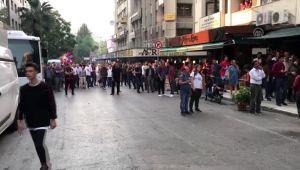 HDP Eş Genel Başkanı Temelli'ye sözlü tepki