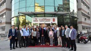 İyi parti üyelerinden 'barış pınarı harekatı' destek için kan bağışı