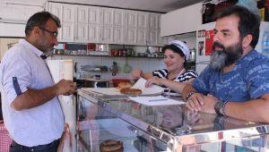 Karabağlar Sanayi'nin 'çaycı ablası'