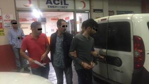 Katil Zanlısı İzmir'de Yakalandı