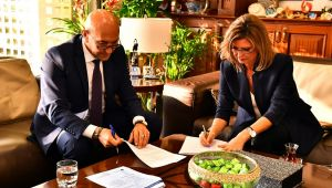 Tarım ve istihdamı teşvik için protokol imzalandı