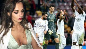 Türk model Elif Aksu sevgilisi Vinicius Junior'ı izleyip paylaştı,Junior'dan yanıt gecikmedi