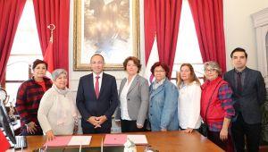 Başkan Oğuz'dan kooperatiflere destek