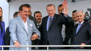 Erdoğan'ı yanlış anlayan Tatlıses'in anısı alandakileri güldürdü