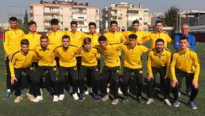 Fikri Altay Spor,2002 Doğumlu Sporcularla SAL Liginde Mücadele Ediyor...