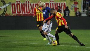 Göztepe,Fenerbahçe berabere kaldı