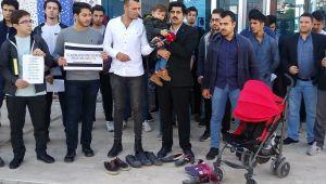 TÜGVA'dan, İsrail'in Gazze'deki saldırılarına tepki