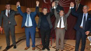 Kemalpaşa CHP Ahmet Cemil Balyeli 'ye emanet