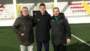 Buca Belediyesporlu Ömer Türker, Fenerbahçe'ye transfer oldu