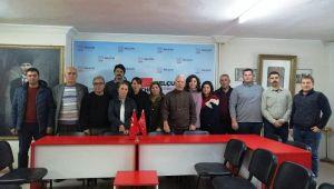 CHP Selçuk'ta görev dağılımı yapıldı