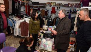 Ege'den Elazığ'daki depremzedeler için yardım kampanyası