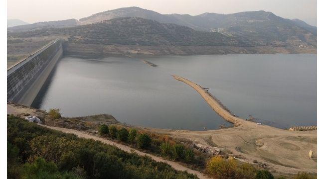 O barajda tehlike çanları: