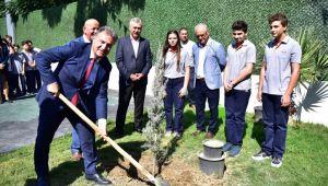 """Başkan İduğ: """"Yeniden Yeşil Bornova"""""""