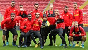 Göztepe'nin konuğu Gaziantep FK!