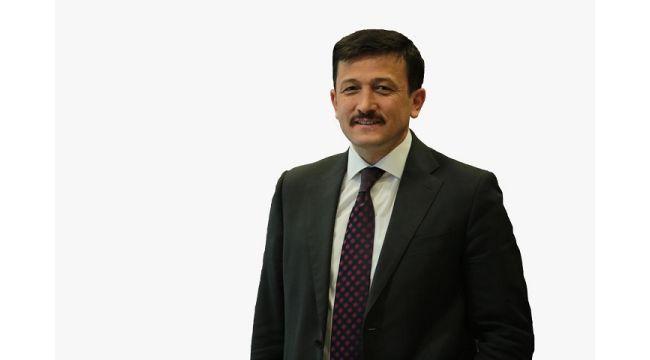 """Hamza Dağ: """"Bu bir Türkiye projesidir"""""""