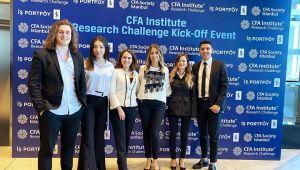 İzmir Ekonomili gençler Avrupa şampiyonasına hazırlanıyor
