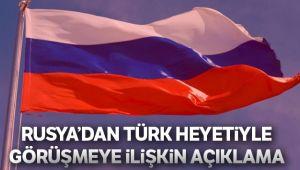 Rusya Dışişleri Bakanlığından İdlib müzakereleriyle ilgili açıklama