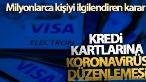 BDDK: 'Kredi kartı borcu ötelenen vatandaşlara 31 Aralık 2020'ye kadar ödenmesine imkan sağlandı'
