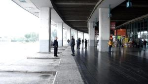 İzmir'de uygulama öncesi son seferler yapıldı
