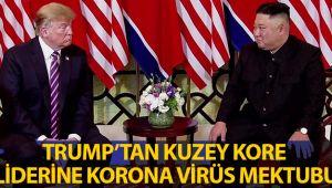 Trump'tan Kuzey Kore lideri Kim'e