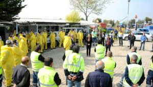Balçova'da temizlik için özel önlem