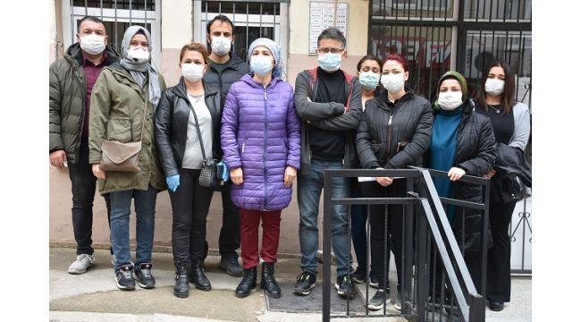 İzmir'de aile sağlık merkezinde hemşireye darp