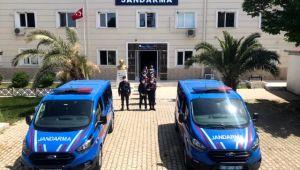 İzmir'de fidye için rehin tutulan kişi jandarmanın operasyonuyla kurtarıldı