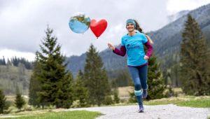 104 ülkeden 77 bin kişi, omurilik felçlileri için koştu