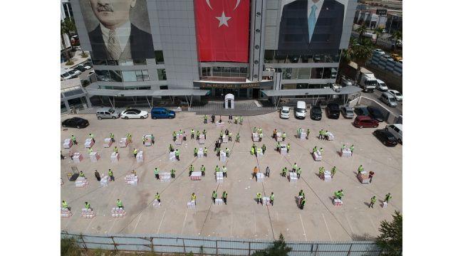 AK Gençlik İzmir'den büyük vefa hareketi