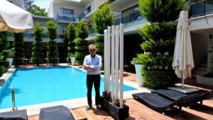 Çeşme'deki oteller sezona hazırlanıyor
