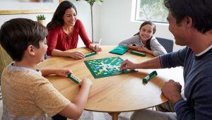 Evde Hayat Scrabble İle Çok Keyifli