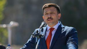AK Partili Dağ'dan Soyer'e gönderme