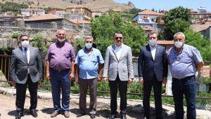 Bergama'nın gündemi Selinos Antik Kanal Projesi