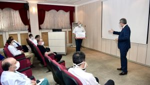 EÜ Jinekoloji Onkoloji Bilim Dalı kalitesini tescilledi