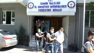 İzmir'de suç örgütü operasyonu: 11 kişi tutuklandı